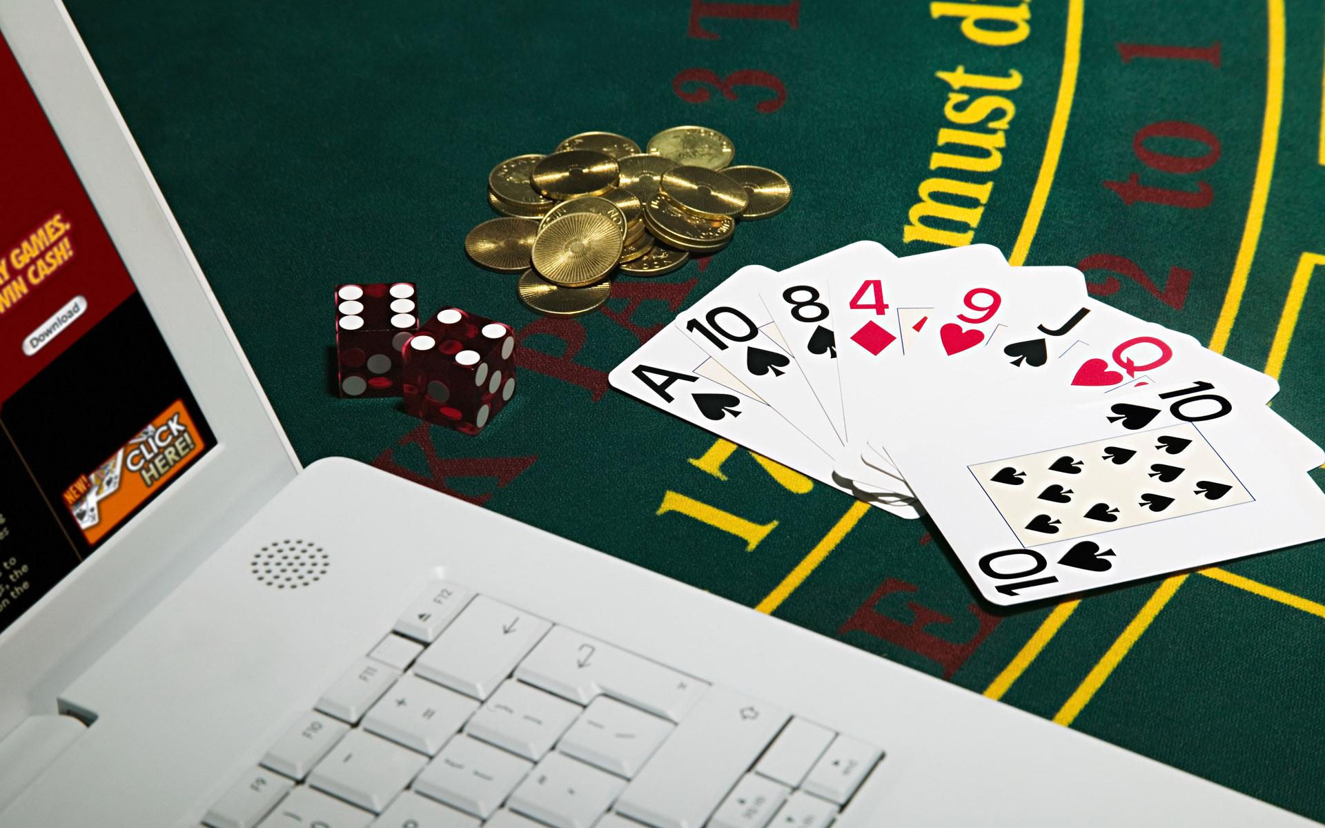 Есть ли деньги в интернет-казино?